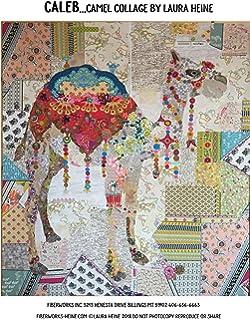 Fiberworks LHFWCORA Common Owl Collage Pattern
