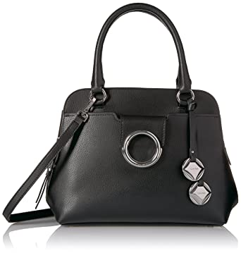 Amazon.com  Calvin Klein Reese Mercury Satchel  Clothing f269755df32