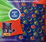 The Fun House PJ Masks Toddler Pillow and Blanket