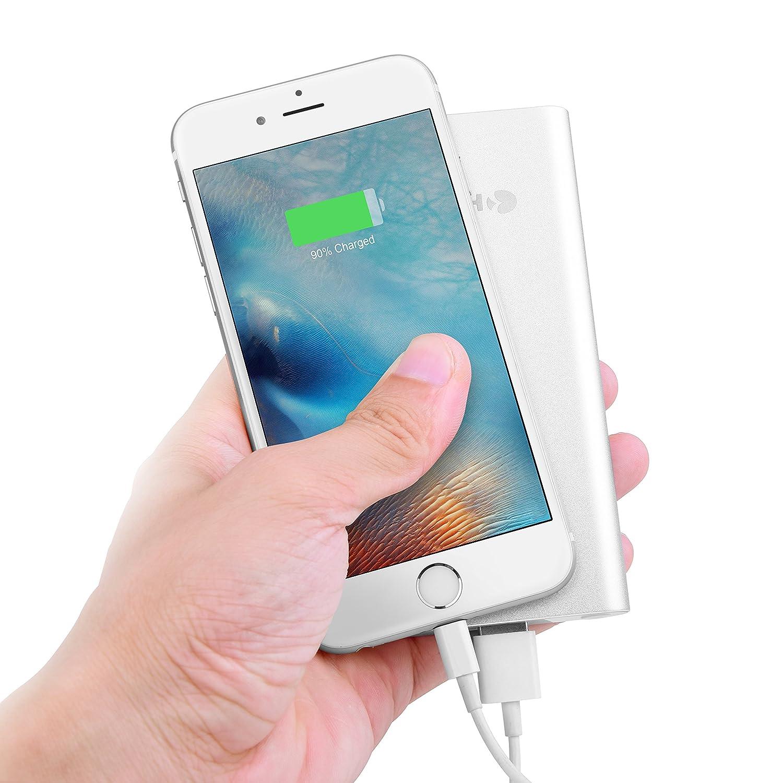 Batería externa portátil de 10000mAh para tu móvil y tus tablets por solo 12,99€