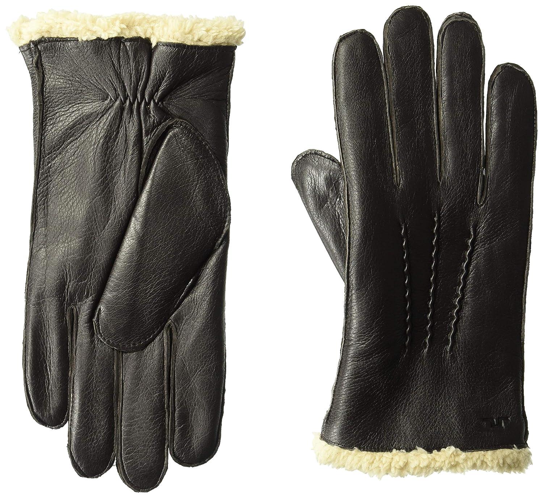 J.Lindeberg Mens Lined Leather Glove