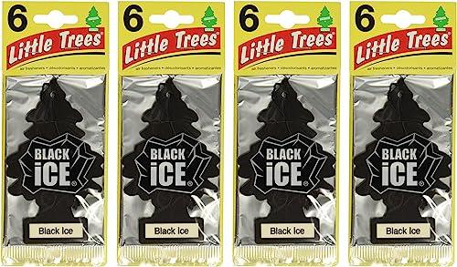 Little-Trees Black Ice Little Tree Air Freshener