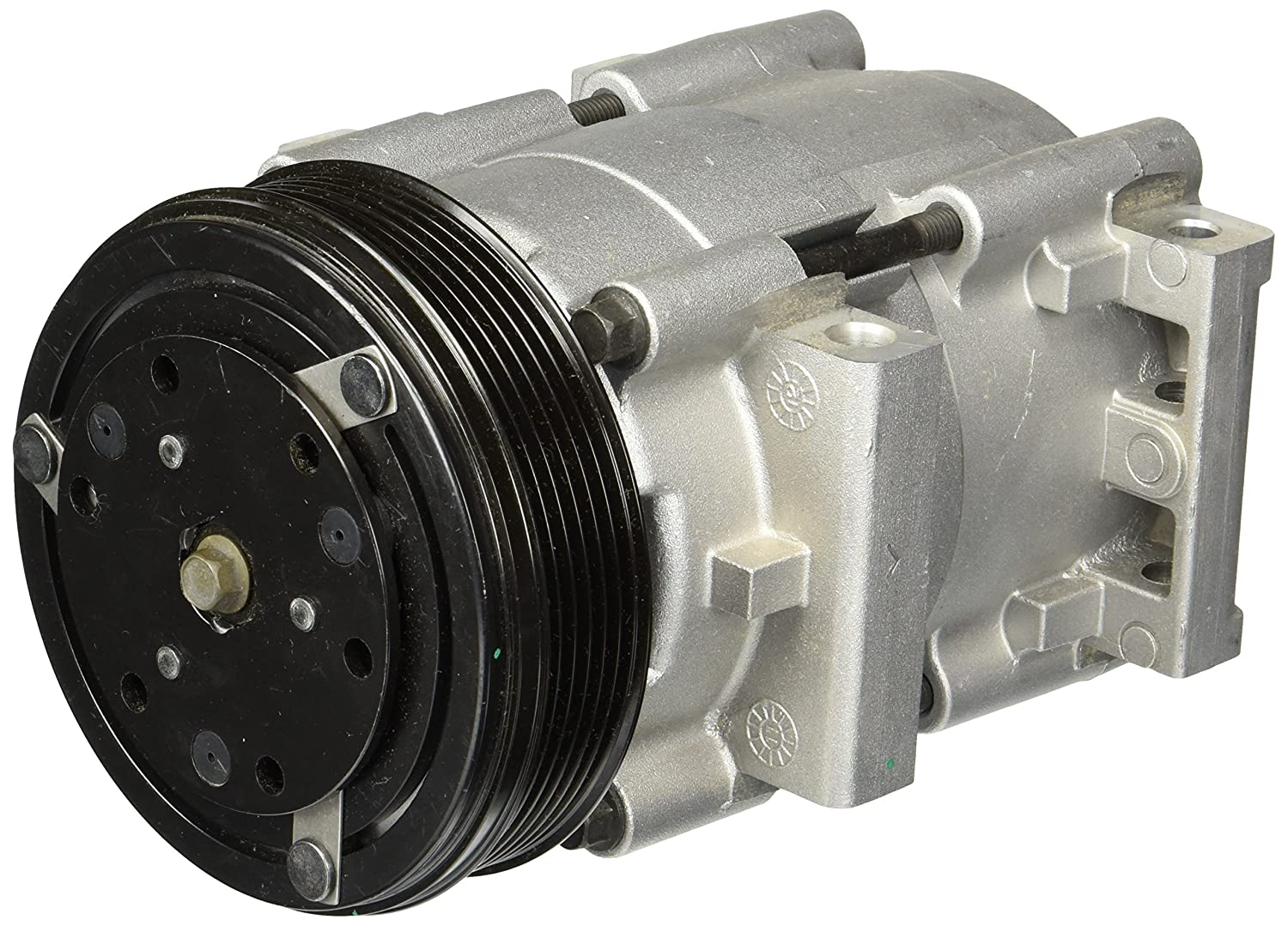 Denso 471-8145 New Compressor with Clutch 4718145DSE