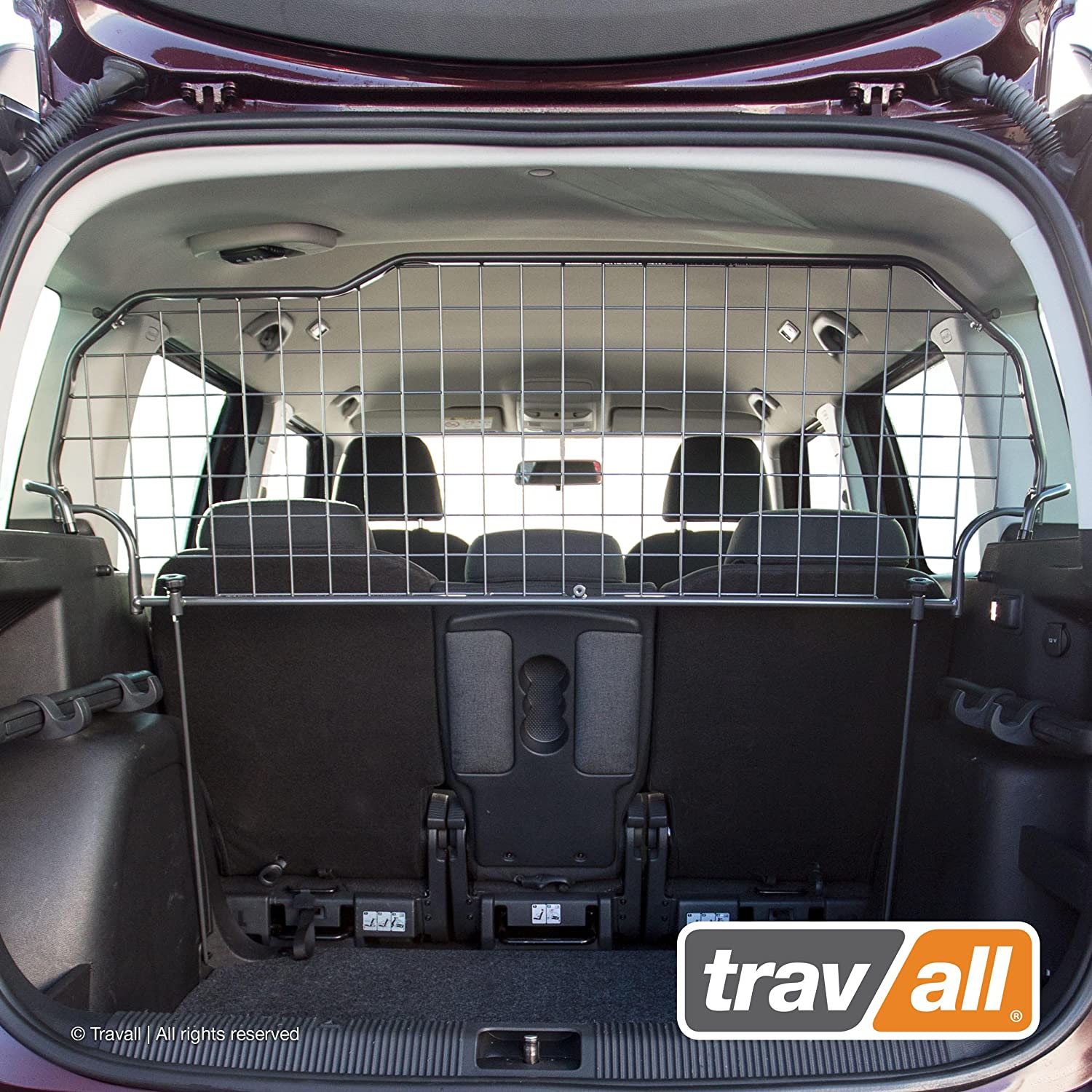 Travall Guard TDG1248 Vehicle-Specific Dog Guard