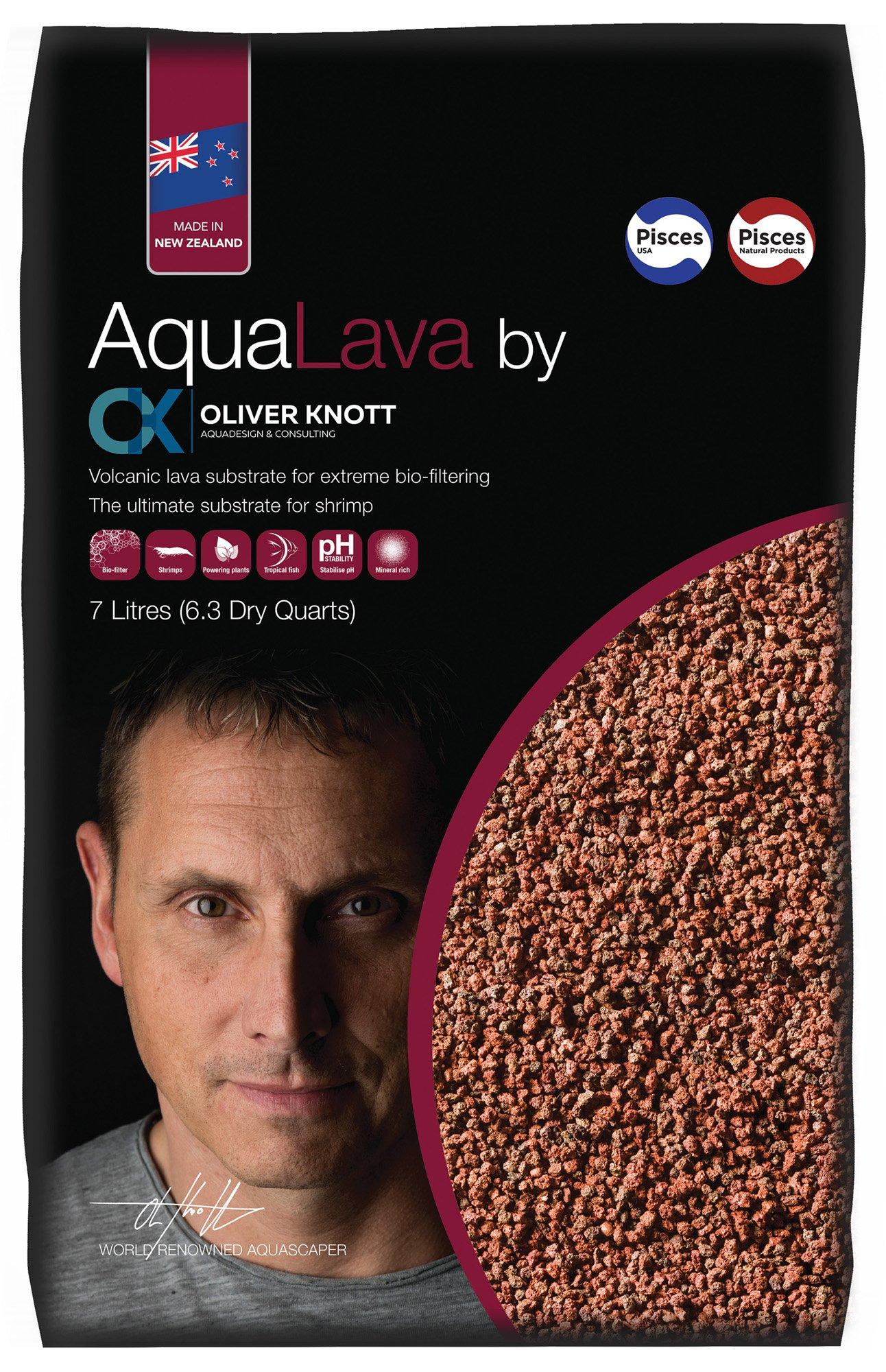 Oliver Knott AQUALAVA Power Plant Growth, 7 L