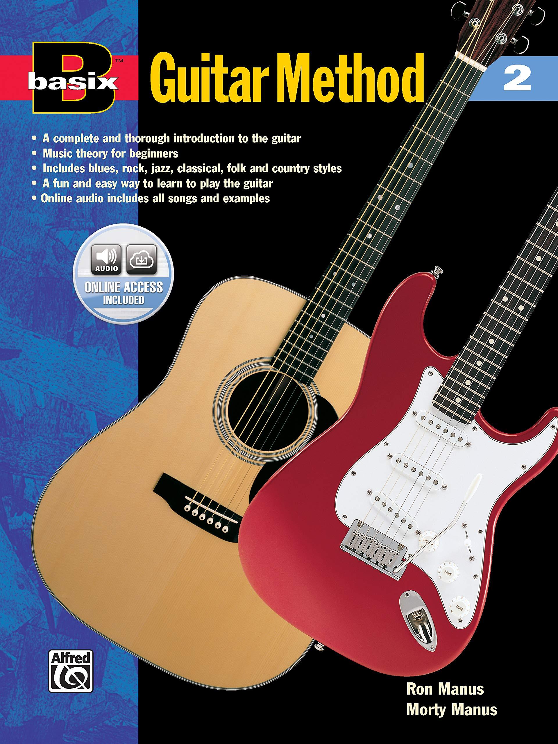 Basix Guitar Method 2 (Eng.): Amazon.es: Manus, Morton, Manus ...