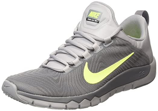 e2ba08723671 ... black white 76c1c 0cb79  discount code for nike mens free trainer 5.0  v5 training shoes cool grey wolf grey 6776c