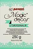 Pavoni Italia S.P.A Magic Decor Pulver 250g, 1er Pack (1 x 250 g)