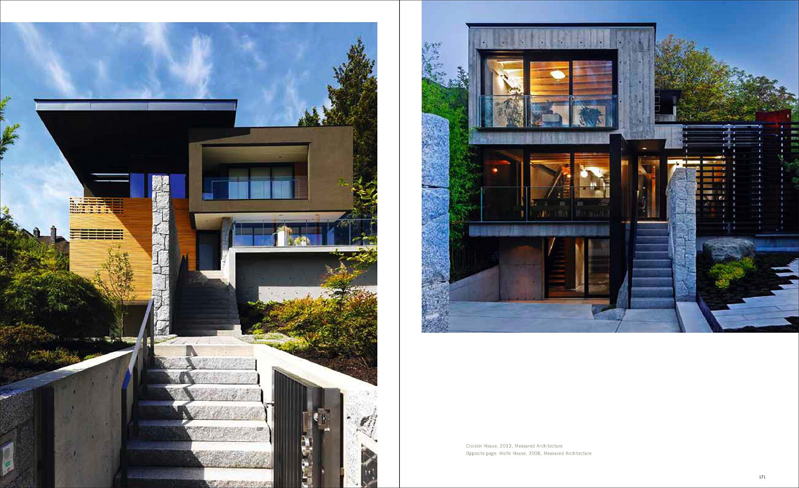 Modern house tour vancouver house and home design for Home designs vancouver