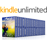 Amish Heritage 34 Box Set (Amish Mystery and Romance): 34 Clean Amish Stories