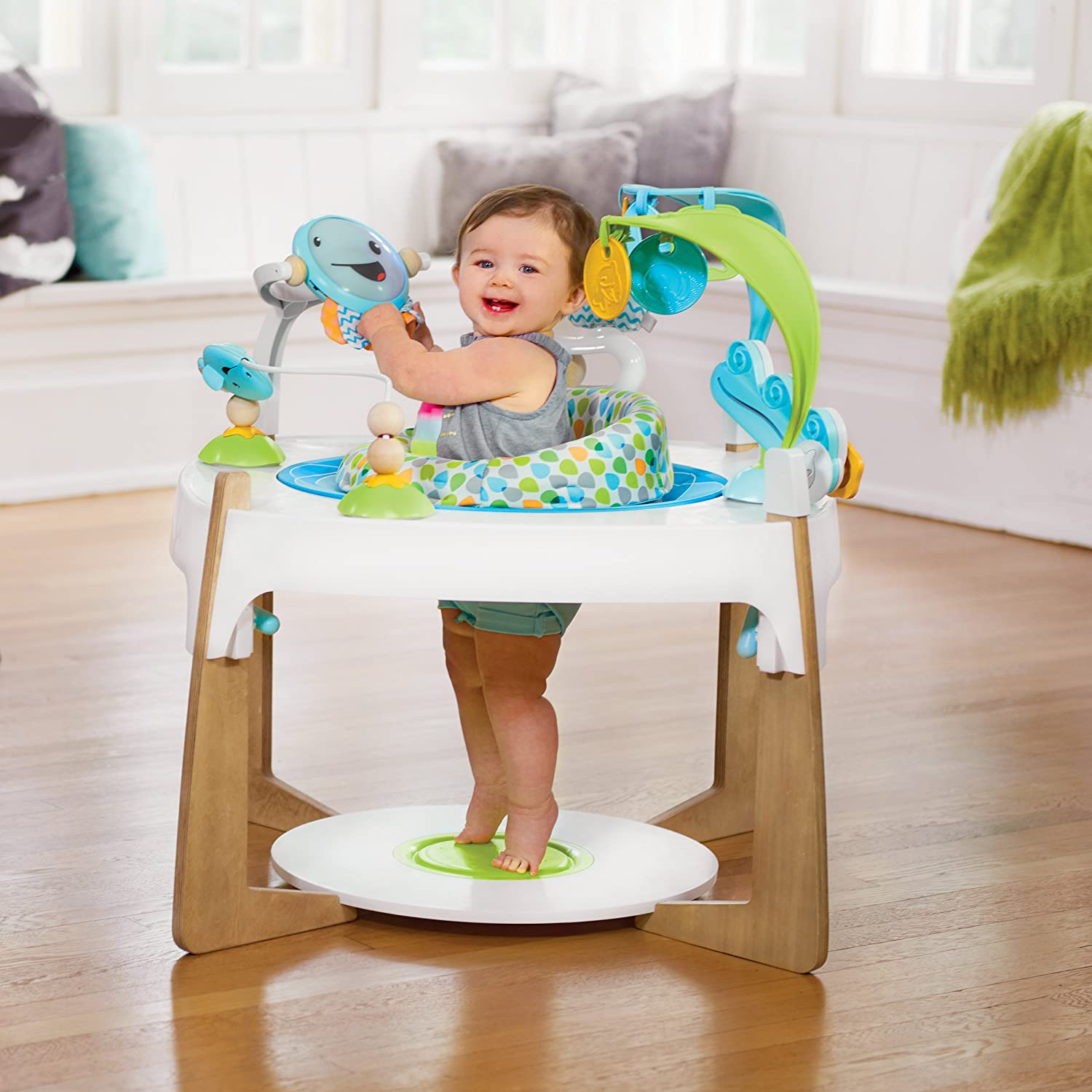 coupon codes beautiful and charming coupon codes Evenflo ExerSaucer 2-in-1 Activity Center + Art Table ...