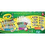 Crayola - 58-1301-E-000 - Loisir Créatif - Boîte de 60 Feutres