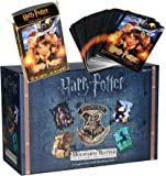 Harry Potter Hogwarts MONSTER BOX Expansion _ Bonus Harry Potter SORCERER'S STONE Playing Cards _ Bundled Items