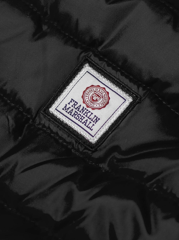Franklin & Marshall - Chaqueta - para Hombre Negro Negro X-Large: Amazon.es: Ropa y accesorios