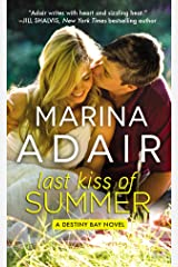LAST KISS OF SUMMER (Destiny Bay Book 1) Kindle Edition