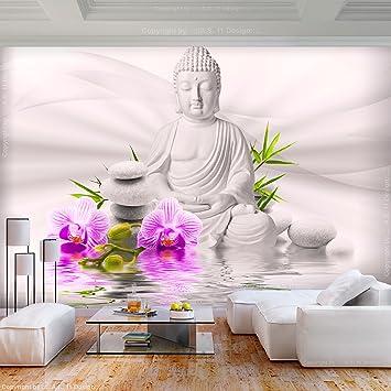 decomonkey | Fototapete Buddha Orient 400x280 cm XL | Tapete ...