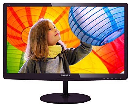 b77fbcbfc Amazon.com: Philips 247E6QDSD 24 Class IPS LED Monitor w/ MHL-HDMI ...