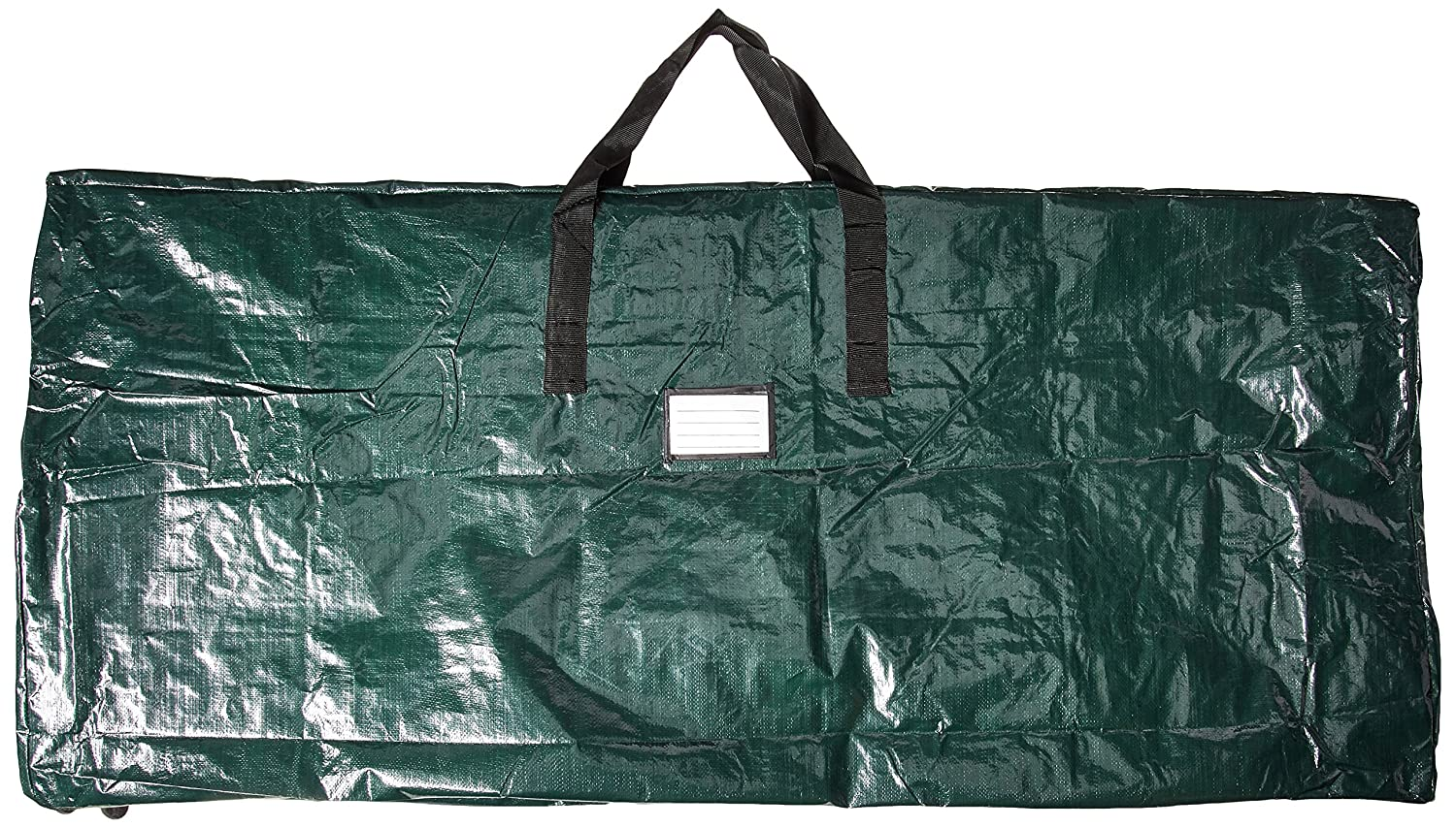 christmas tree storage bags 2 extra large green new 610708147565 ebay. Black Bedroom Furniture Sets. Home Design Ideas