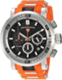 Swiss Legend Men's 'Dragonet' Swiss Quartz Stainless Steel Casual Watch (Model: 13838SM-01-OAS)