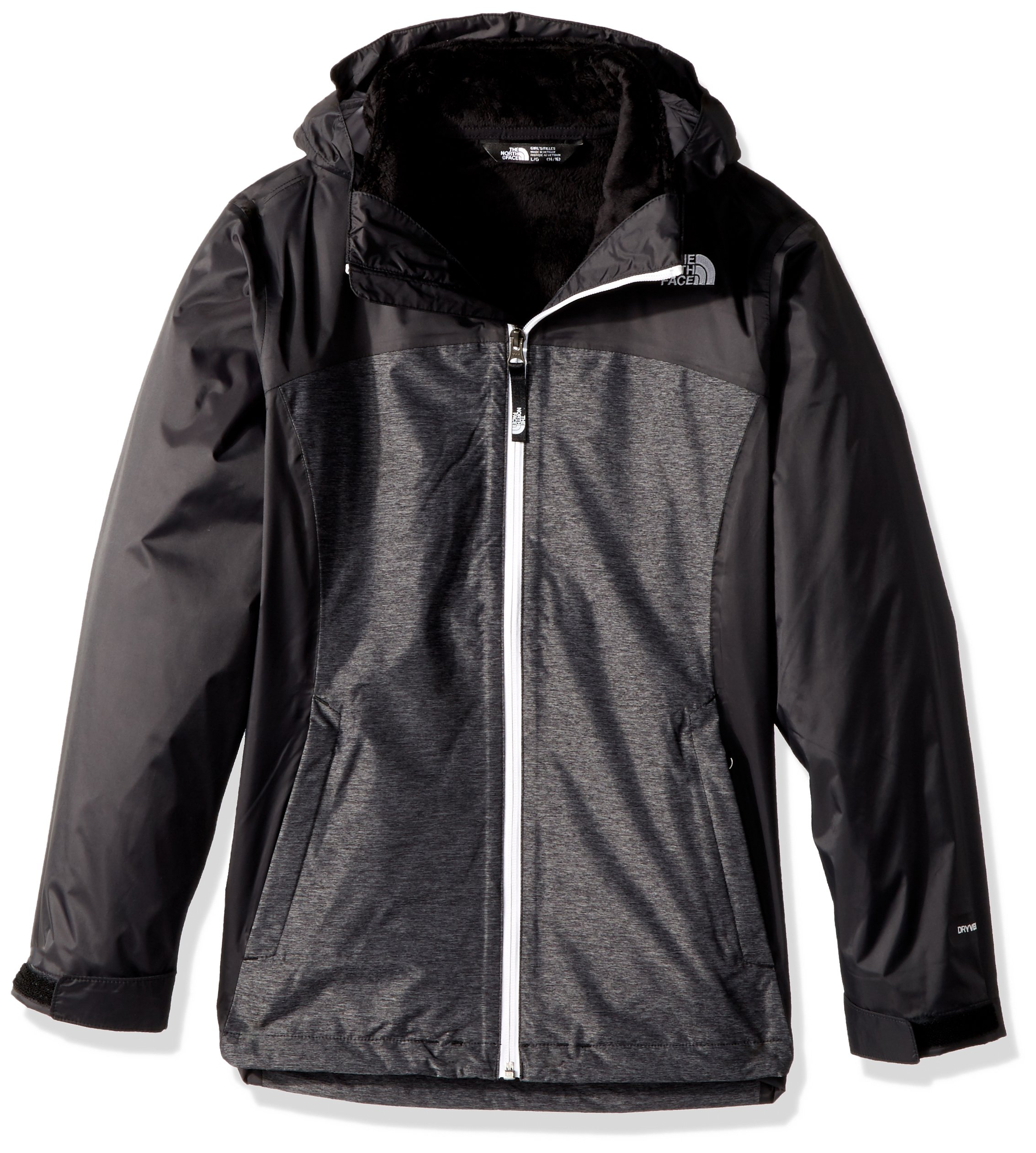 The North Face Girl's Osolita Triclimate Jacket - TNF Black - M (Past Season)