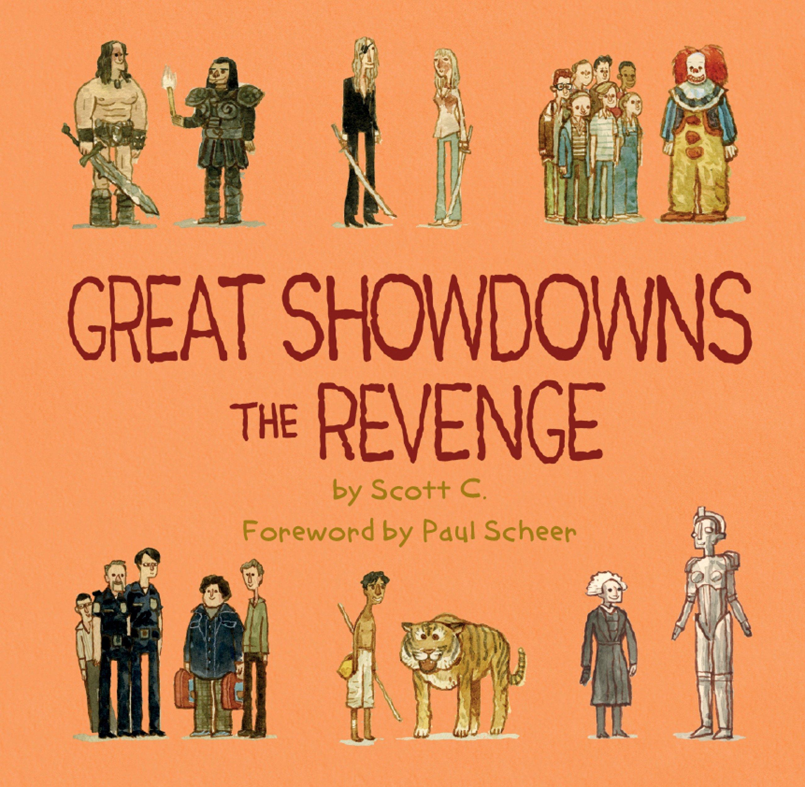 Great Showdowns: The Revenge pdf