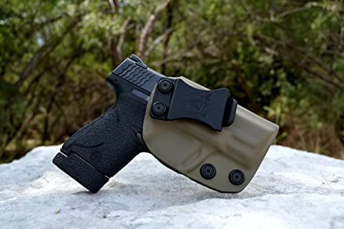 S&W M&P Shield 9/40 IWB Holster - Best IWB Holsters