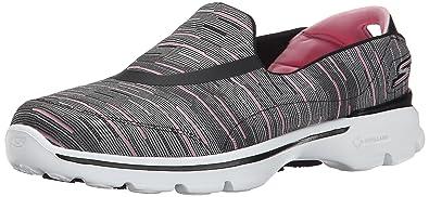d224bd4a6aea3 Skechers Gowalk 3 Women's Walking Shoes: Amazon.co.uk: Shoes & Bags