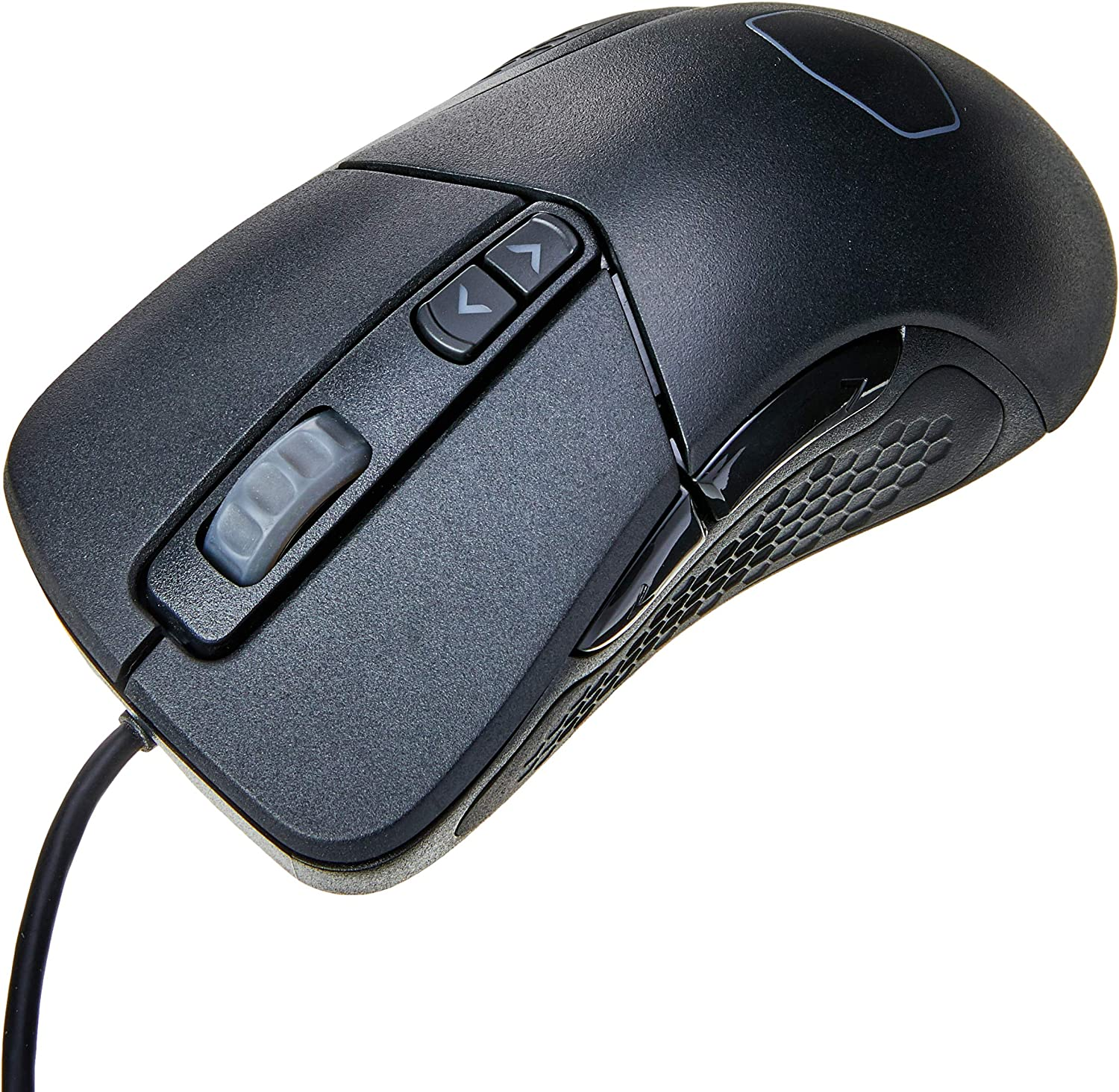Optical Black USB Cooler Master Mouse 7 Buttons Right-Handed Wired