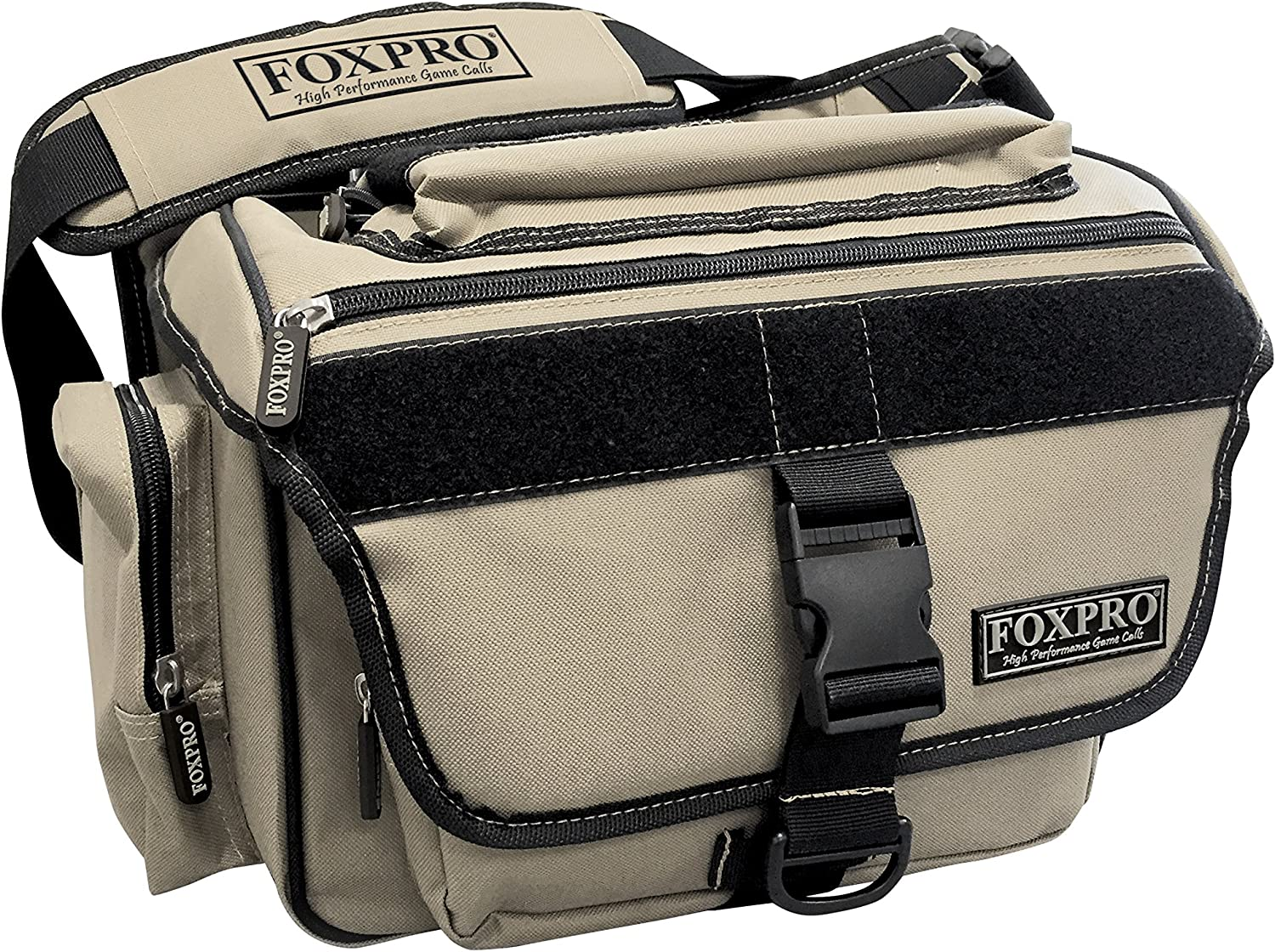 FOXPRO Large Tan Carry Case