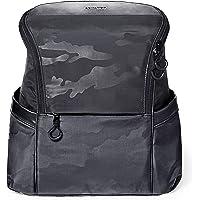 Skip Hop Diaper Bag Backpack, Paxwell, Black Camo
