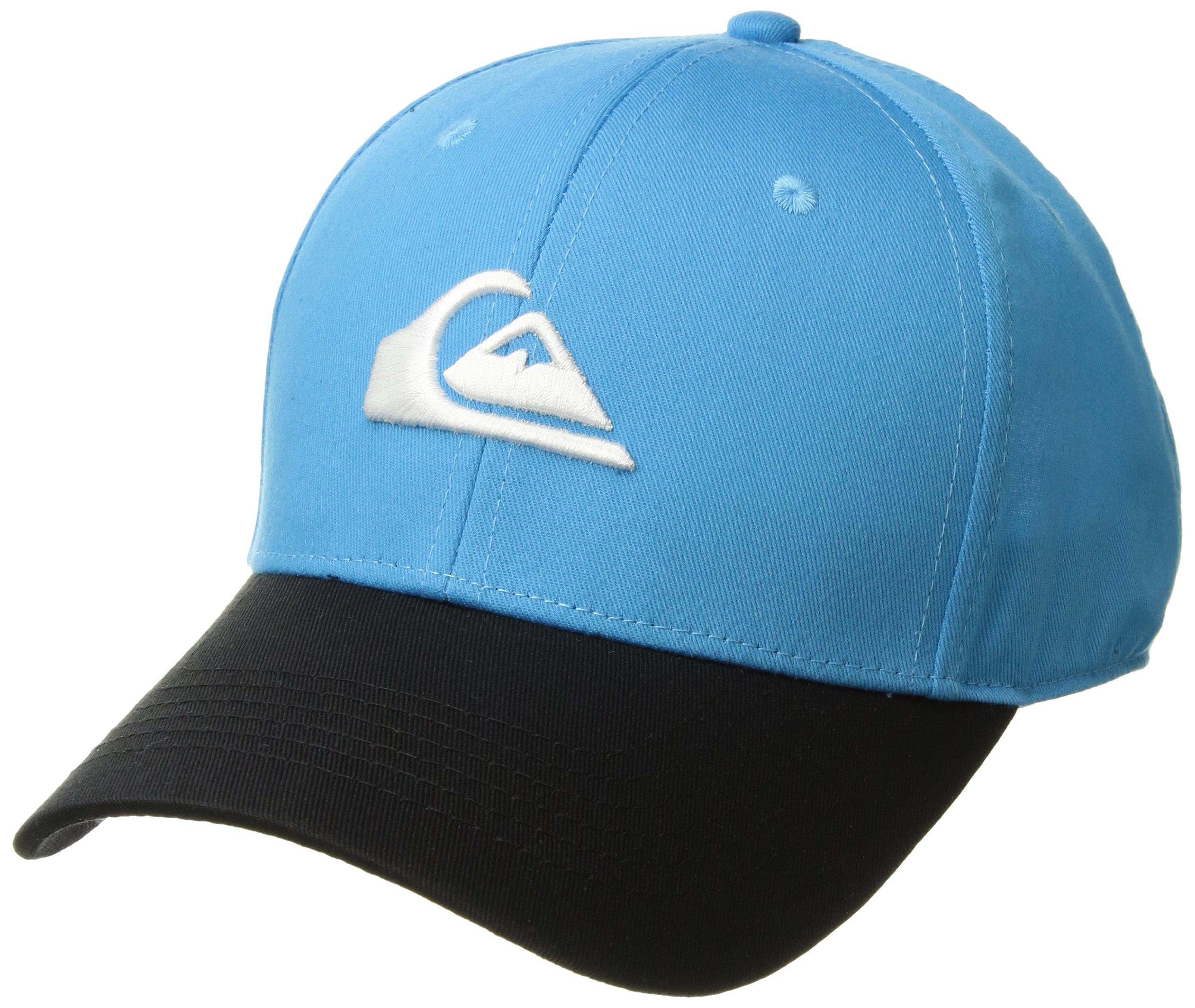 Quiksilver Big Boys' Decades Youth Hat, Cyan blue446, 1SZ