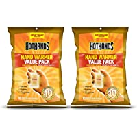 2 X 10 Count HotHands Hand Warmer Value Pack