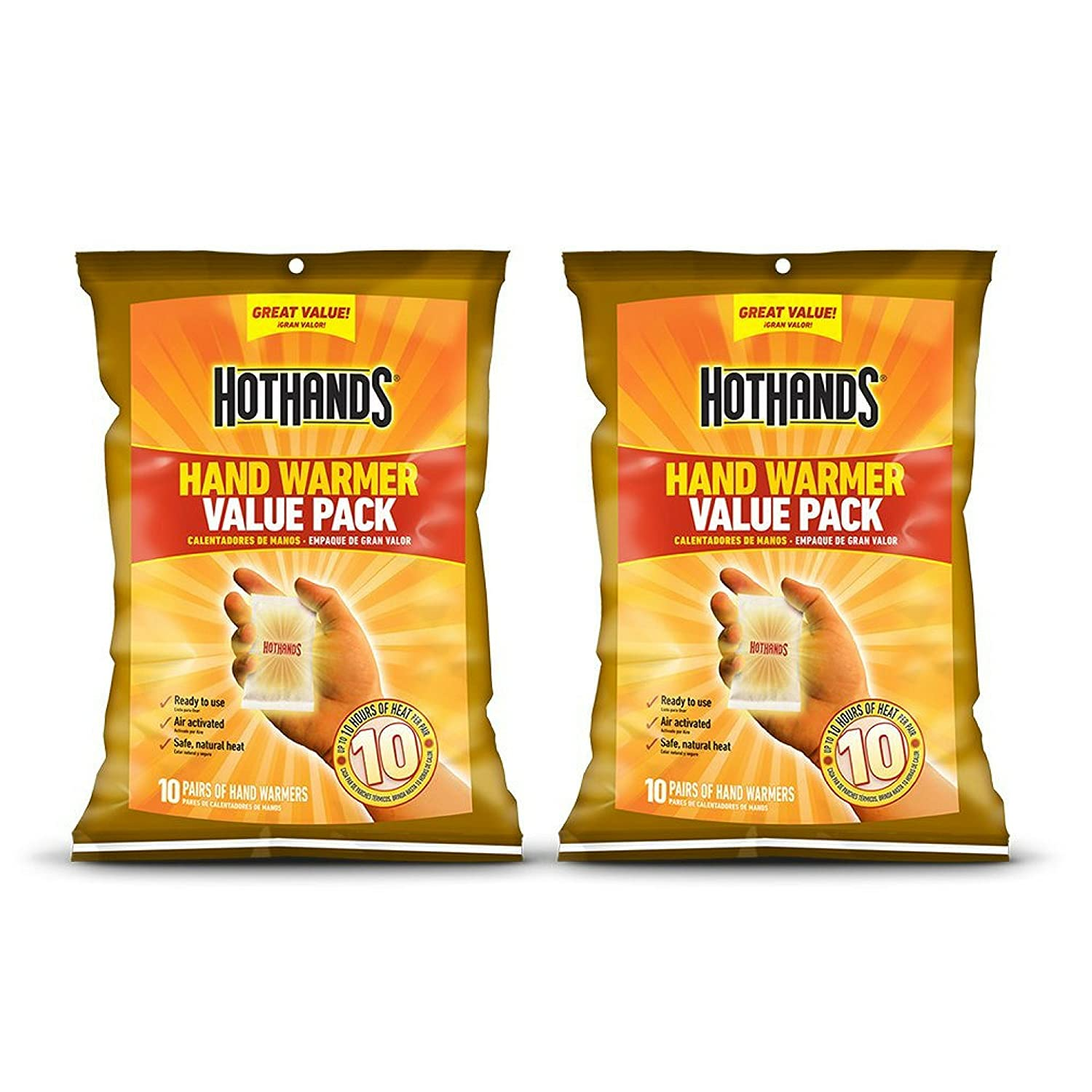 HotHands Hand Warmer Value Pack