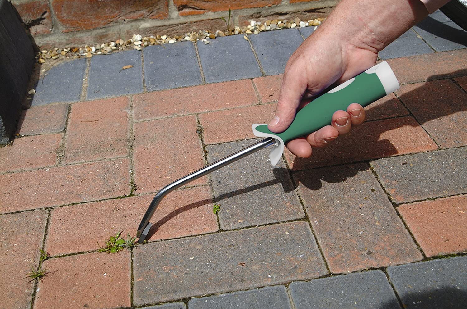 Amazon.com : Bosmere P820 Deck And Paving Weed Tool : Hand Weeders : Garden  U0026 Outdoor