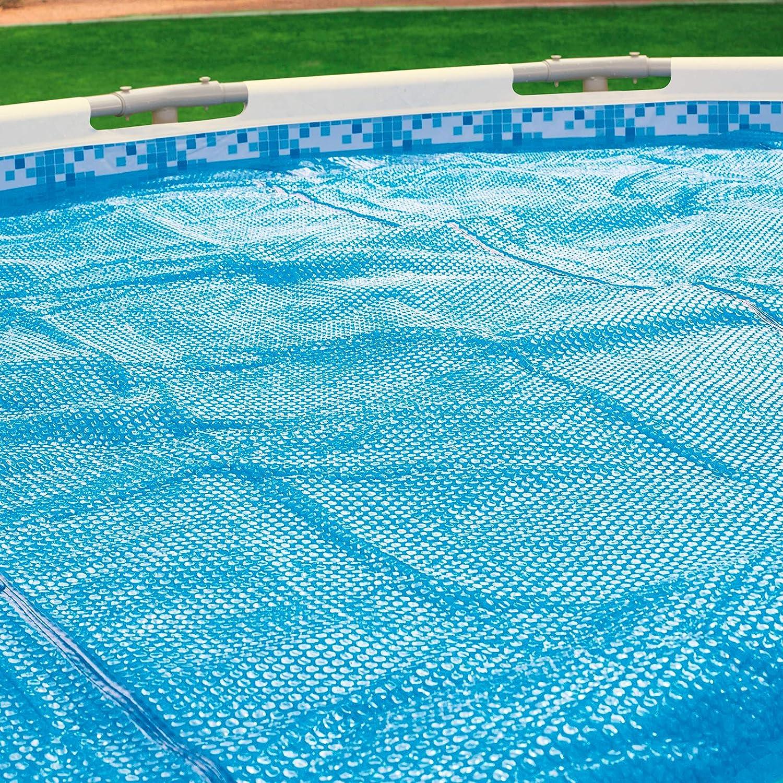 Bestway 58252 - Cobertor Solar para Piscina Desmontable Ø427 cm ...