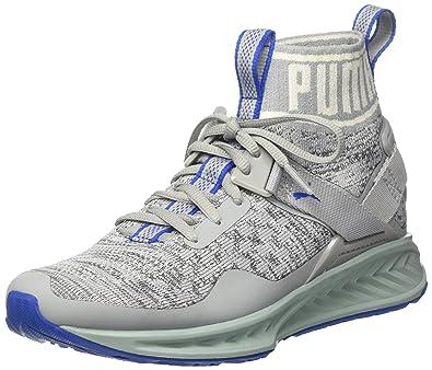 7536bf9439df80 Puma Unisex Adults  Ignite Evoknit Running Shoes  Amazon.co.uk ...