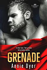 Grenade (Tarnished Crowns Trilogy Book 2) Kindle Edition