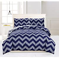 Deals on Duck River Textiles Wyatt Comforter Set, Full/Queen