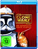 Star Wars - The Clone Wars - Staffel 1 [Blu-ray]
