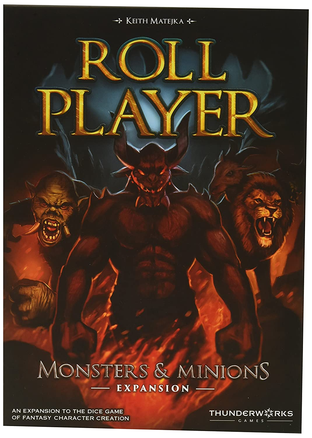 Roll Player  Monsters & Minions Roll Player  Monsters & Minions