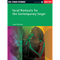 Vocal Workouts for the Contemporary Singer (Berklee Press) book cover