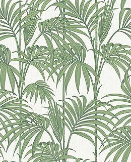 Holden K2 Jungle Leaf Soft Teal Wallpaper 11511