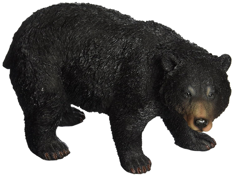 Amazon.com : Design Toscano Black Bear Statue Walking, Multicolored :  Outdoor Statues : Garden U0026 Outdoor