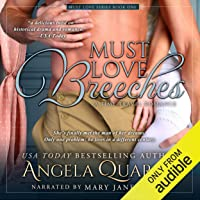 Must Love Breeches: A Time Travel Romance, Volume 1