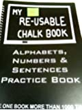 Reusable Chalk Book (Alphabet, Number and Sentence)