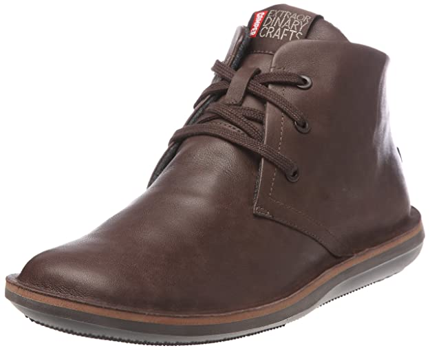 CAMPER, Beetle 36530, Botas Hombre, Marrón (Muffler Kenia), 43: Amazon.es: Zapatos y complementos