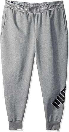 Puma Big Logo - Pantalón para hombre: Amazon.es: Ropa y accesorios