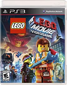 e397d21624a The LEGO Movie Videogame - PlayStation 3: Whv Games: Video Games