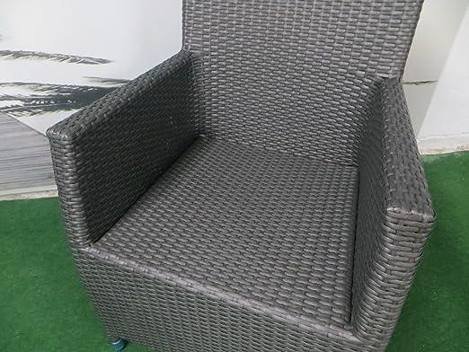 de 17 piezas XXL muebles de jardín grupo
