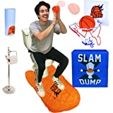 Dad Gifts Gag Gifts Competitive Toilet Slam Dump Set